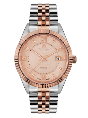 Thumb MM-30 rosegold IP silber Two-Tone